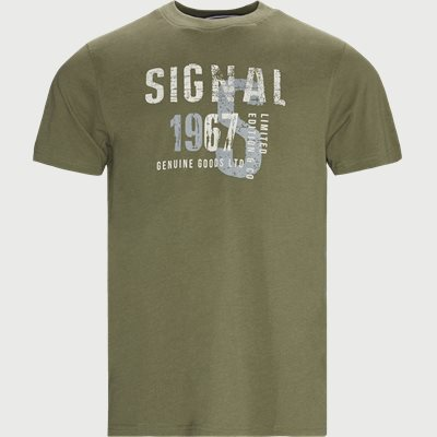 Wayne Tee Regular | Wayne Tee | Army